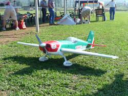 Extra 300 Air Show Avellino