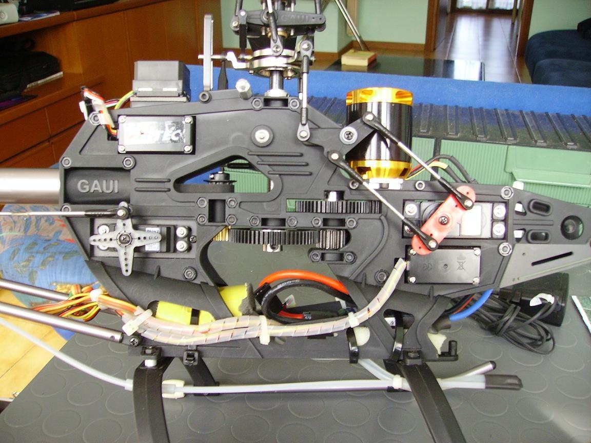 Elicottero T Rex Usato : T rex primo elicottero canali consigli e