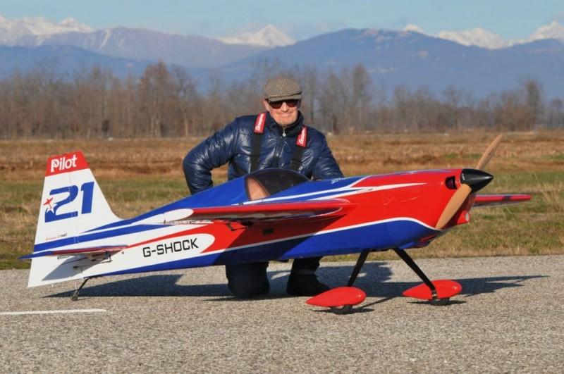 Edge 540 Pilot