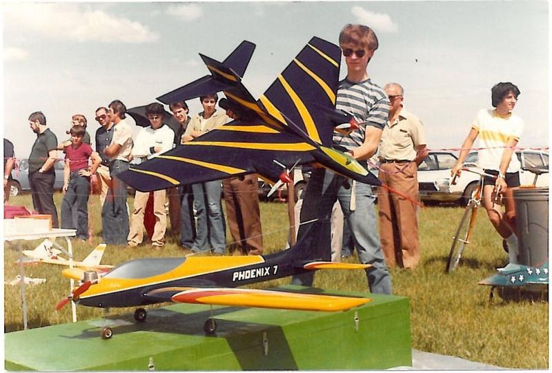 Gorizia Air Show 1980 ... Circa....