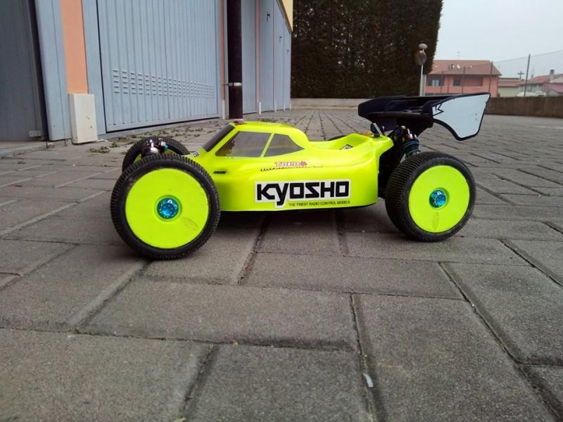 Kyosho Tki4e