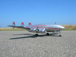 Lockheed Constellation L-049