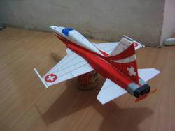 F-5 Swiss Patrol 65%