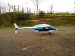 Griffin 450 In Fusoliera Jet R