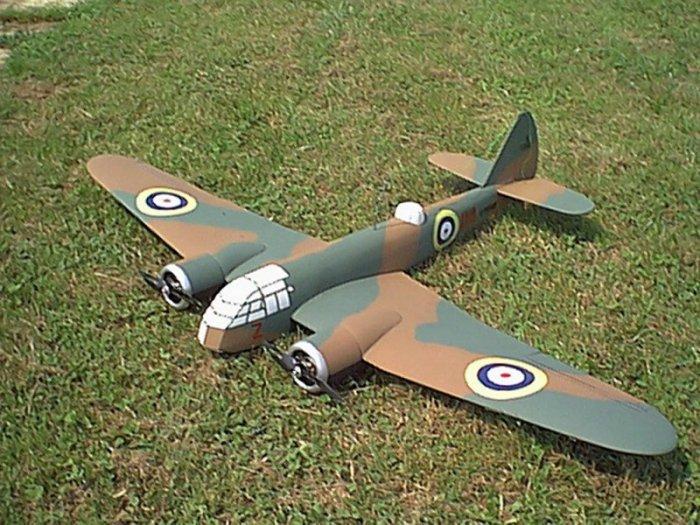 Bristol Blenheim MkI