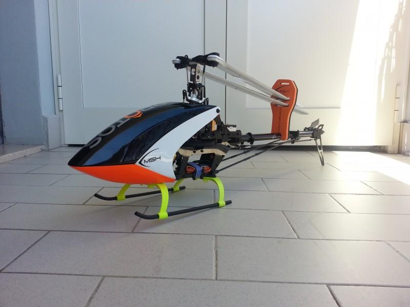 Protos Flybarless