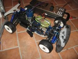 CRONO RS03 RALLY GAME MI SERVI