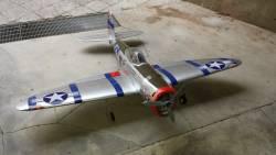 P 47 Thunderbolt Con Motore As