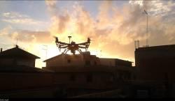 Drone Dji F450 Naza M Lite + G