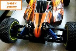 X-ray Xb8ec Frontale Racing Ni