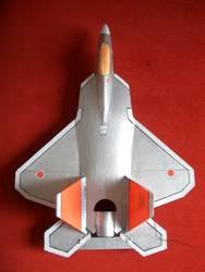 F-22 Mini Edf 40