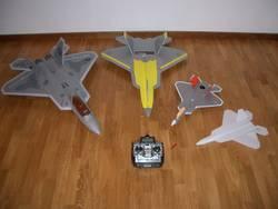 I Miei F-22!!!