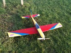 Modello Acrobatico Autocostrui