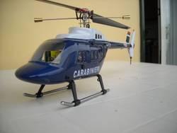 Walkera Cb180d In Bell 206 Car