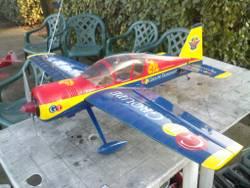 Yak 54 Tranchant Dopo Innumerevoli Voli