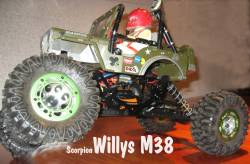 Axial Crawler +willys