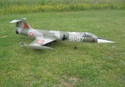 F104 Starfighter Pulso