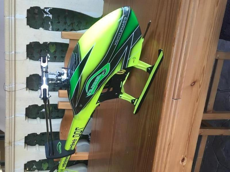 Goblin 700 Competition