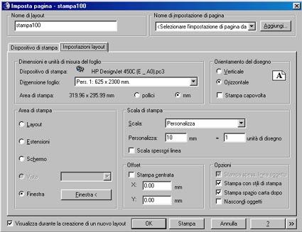 Articoli modellismo parte 3 stampa versione per la stampa - Uscire da finestra layout autocad ...
