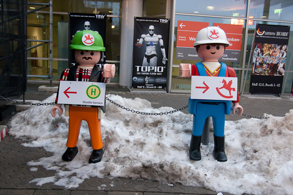 Spielwarenmesse Toy Fair Nürnberg - Fiera del Giocattolo di Norimberga