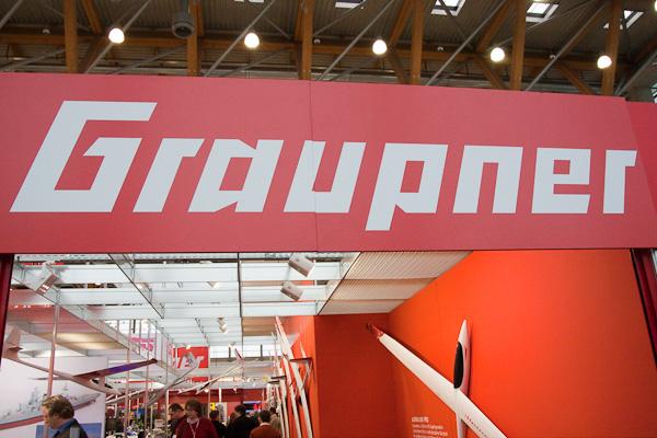 Spielwarenmesse Toy Fair Nürnberg - Fiera del Giocattolo di Norimberga - Graupner
