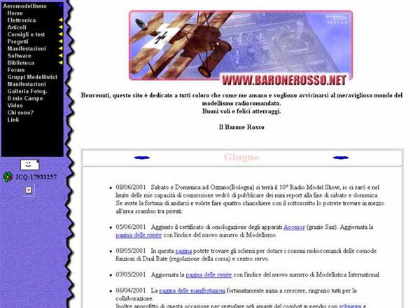 BaroneRosso - Seconda Versione