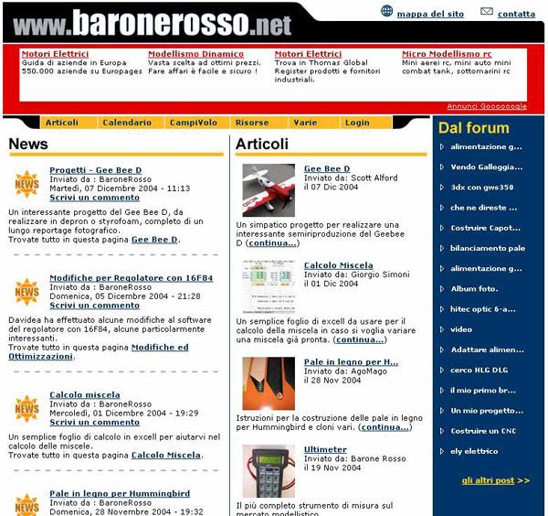 BaroneRosso - Quarta Versione