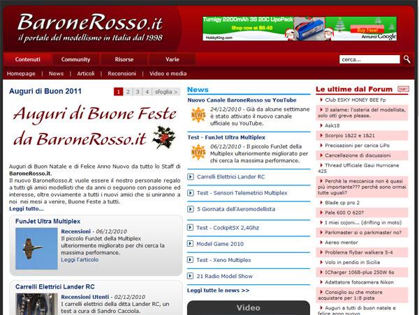 BaroneRosso - Sesta Versione