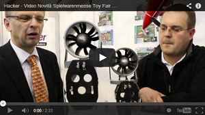 Hacker - Video Novità Spielwarenmesse Toy Fair 2014