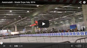 Aeromodelli - Model Expo Italy 2014