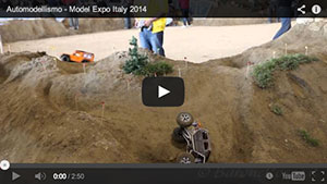 Automodellismo - Model Expo Italy 2014