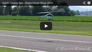 Goblin Urukay Sab - Radio Model Show 2014