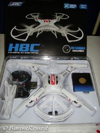 JJRC H8C RC Quadcopter