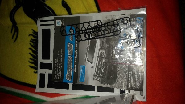 HG P601 6WD RC Crawler