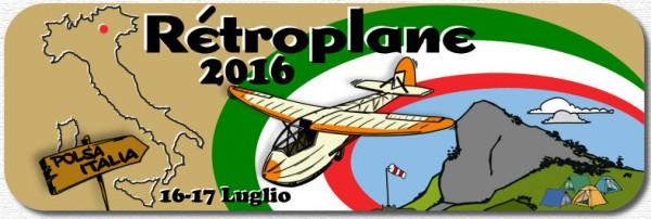 Retroplane 2016