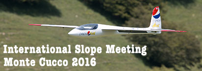 Int. Slope Meeting Monte Cucco 2016