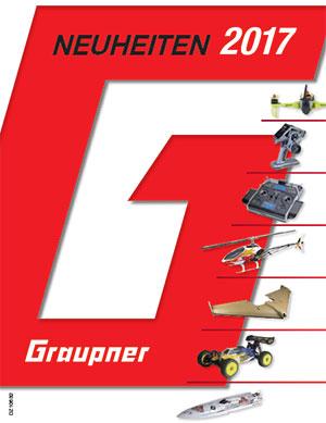 Catalogo Graupner 2017