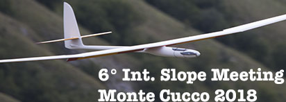 VI Int. Slope Meeting Monte Cucco 2018